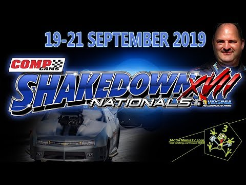 17th Annual Shakedown Nationals - Thursday