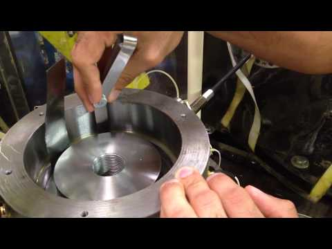 Squeeze Film Damper test procedure tutorial: Texas A&M Turbomachinery laboratory