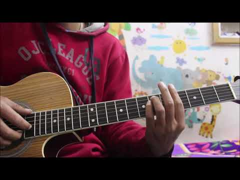 Dil Mein Ho Tum - Armaan Malik - Hindi guitar cover lesson chords easy - Cheat India
