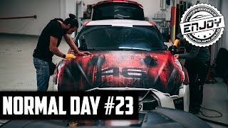 Normal Day by Enjoy Fahrzeugfolierung #23 (JP´s Nissan GTR-R35)