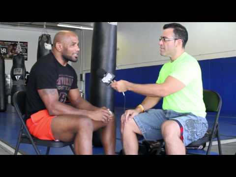 CUBA'S YOEL ROMERO TALKS PASSION FOR BOXING AND UPCOMING BRAD TAVARES FIGHT