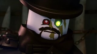 Ninjago Iron Baron Tribute 2 - Wolf in Sheep's Clothing