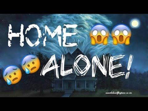 HOME ALONE ( jangan nonton sendiri )