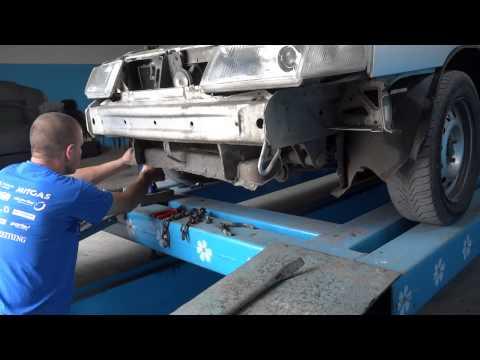 Снятие и замена задних стоек ВАЗ 2110, 2111, 2112 Ремонт