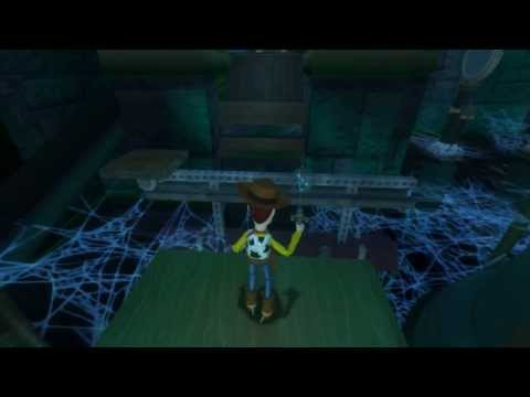 Grim Grinning Ghosts from Toy Story 3 gameplay