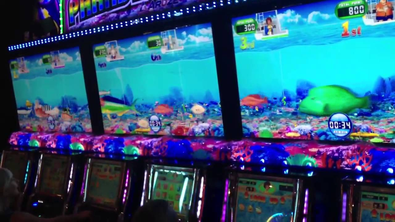 paradise fishing slot machine group bonus games youtube