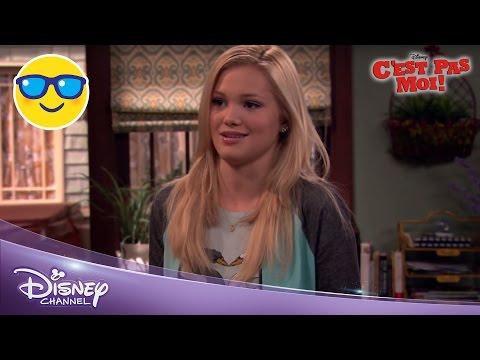 Le Spray à Légume  C'est pas moi  Disney Channel BE