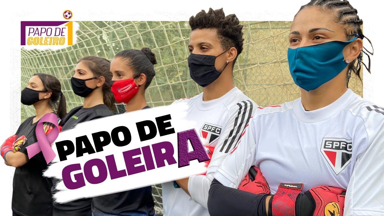 TREINO DE GOLEIRAS - APOIO AO OUTUBRO ROSA
