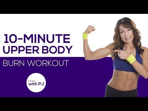 10-Minute Upper Body Burn
