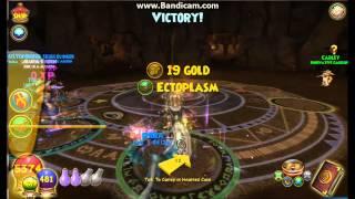 Wizard101 : Haunted Cave Quest   Nosferabbitt &