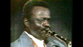 Dizzy Gillespie + Leo Wright + Rodney Jones 1978 Hamburg -4: Night In Tunesia