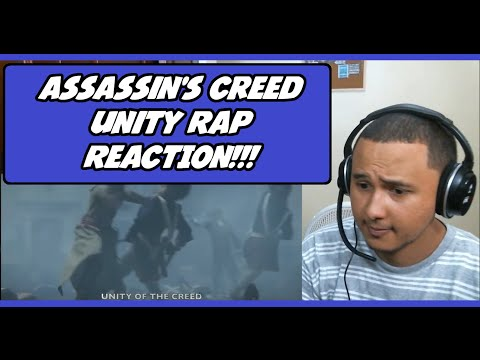 Assassin's Creed Unity Rap REACTION!!!