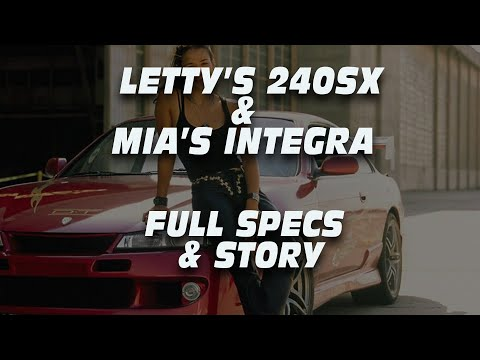 There's No Way Letty's 240SX Would've Actually Beaten That RX-7 in Fast & Furious