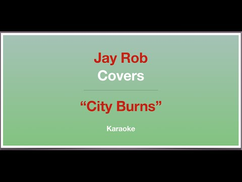 City Burns - Andra Day - Karaoke