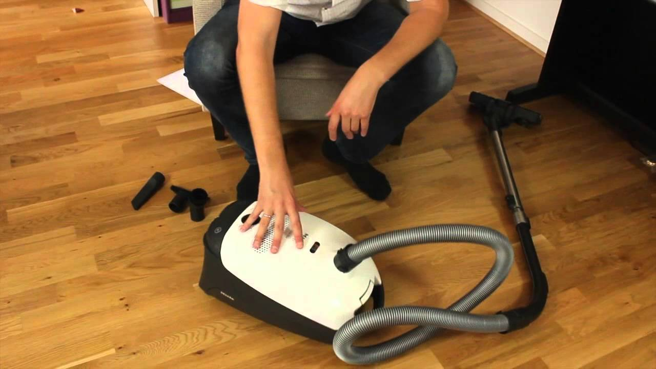 An Overview Of Functionalities Of Miele Ecoline Classic C1 Vacuum