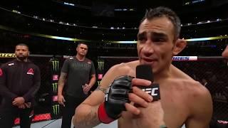 UFC 238: Фергюсон vs Серроне - Слова после боя