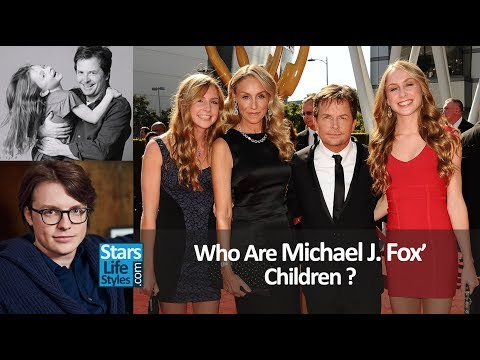 Who Are Michael J. Fox's Children ? [3 Daughters And 1 Son]
