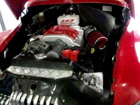 Supercharged V6 Fx Fj Holden Ute Youtube