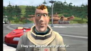 Planet 51: The Game (wii) (part10)