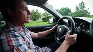 Тест драйв BMW x1 E84