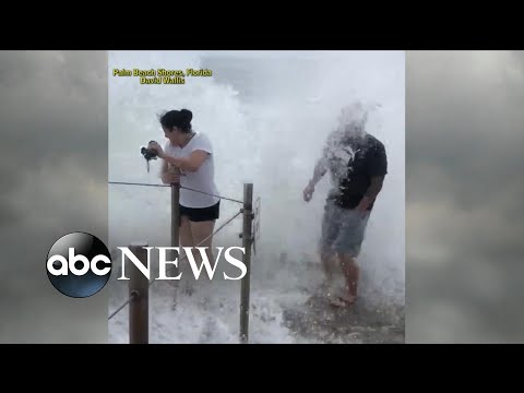 Hurricane Dorian brings threat of extreme storm surges l ABC News