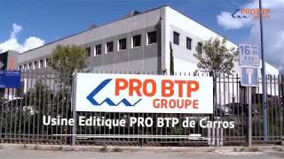 L'Usine Editique PRO BTP à Carros