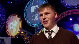 dublin s shane curran wins the 53rd bt young scientist technology exhibition