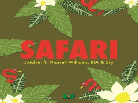balvin safari скачать