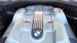 Engine bmw n62 good sound