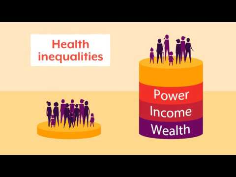 Power – a health and social justice issue (NHS Health Scotland and GCPH)