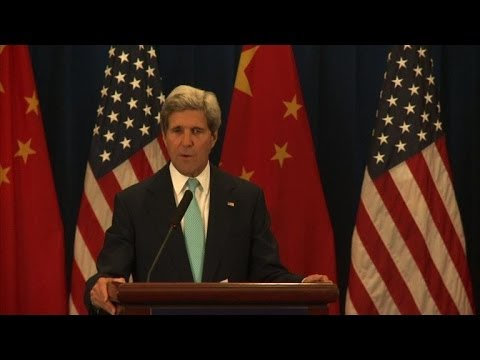 Afghanistan at 'critical moment' in its transition: Kerry