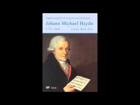 Halleluja, Johann Michael Haydn, Chor Crescendo