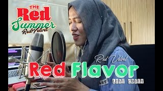 Red Flavor 빨간 맛 - Red Velvet 레드벨벳 (Live Cover by Tiffani Afifa)