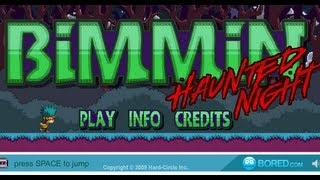 Bimmin Haunted Night-Walkthrough