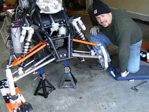 Yamaha Nytro Performance Rebuild