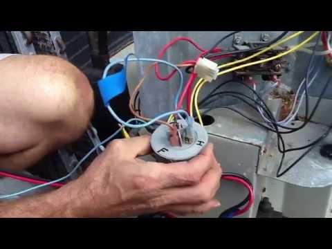 Basic Compressor Wiring
