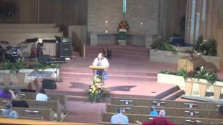 Facing Fear for the Sake of Our Future (October 25, 2015 Sermon)