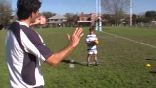 Tecnica del Pase Lateral - Rugby