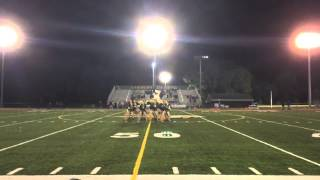 "Langley Dance Team - ""Break Free"" Homecoming"