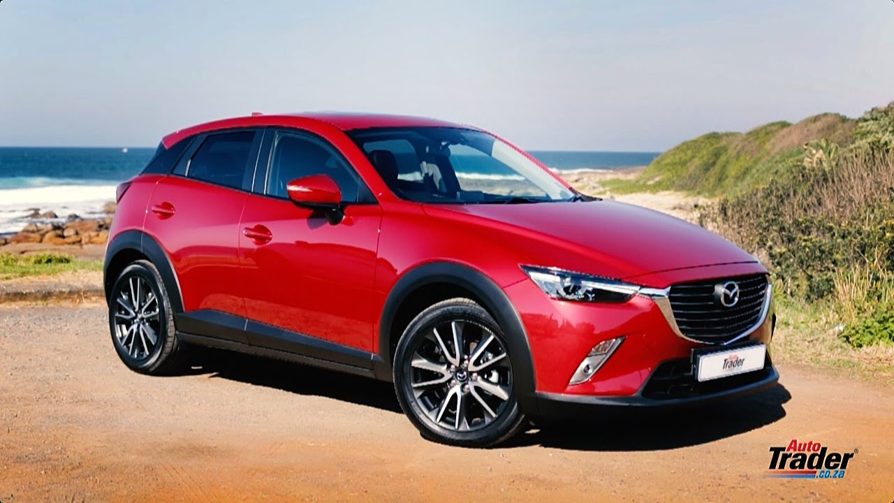 2016 Mazda Cx 3 2 0 Individual Auto Roadtrip Review