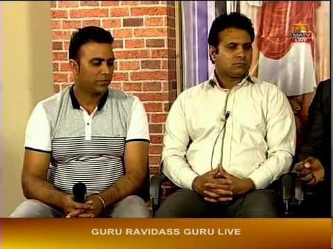 GURU RAVIDASS GURU TV PROGRAMME