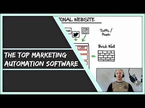 Marketing Automation Software – What Is The Best Sales Funnel Software Available?