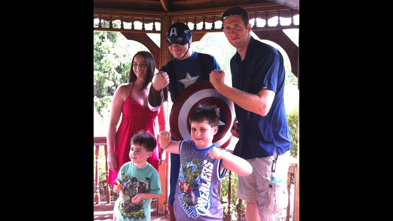Captain America Birthday Party Ideas San Jose