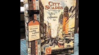 Diy Photo Album   Mr. Benjamin Graphic 45 City Scapes Final Review Part 1 Of 2