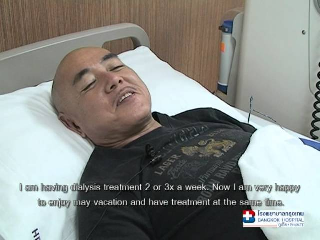 Kidney Treatment, Dialysis Patient, Dialysis Treatment in Thailand