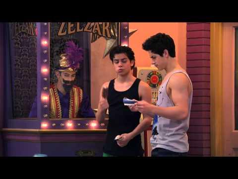 Jake T. Austin  Wizards Of Waverly Place S04E16