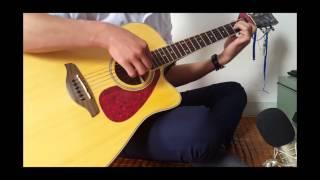 [Guitar cover] Đến Sau