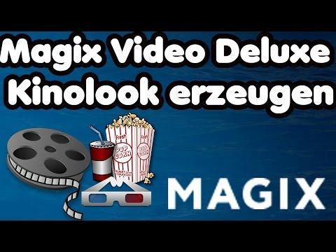 MAGIX Video Deluxe Tutorial Kinolook Colourgrading Bild verbessern, Farben einstellen und mehr