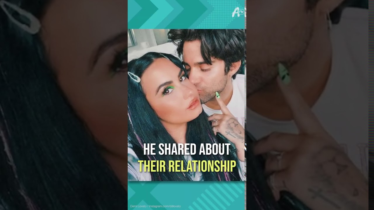 Demi Lovato RESPONDS to Ex Max Ehrich