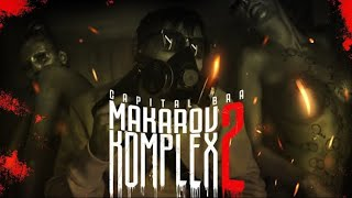 CAPITAL BRA - MAKAROV KOMPLEX II (Produced by Beatzarre & Djorkaeff, B-Case, Code-X